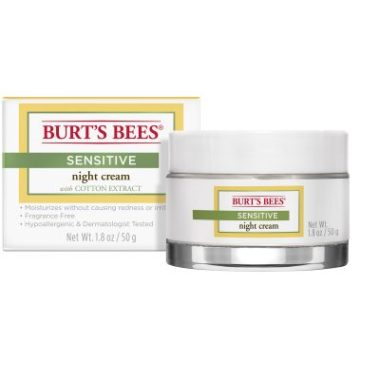 Sensitive Skin Night Cream