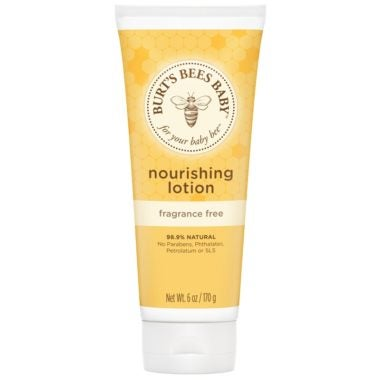 Baby Bee Fragrance Free Body Lotion