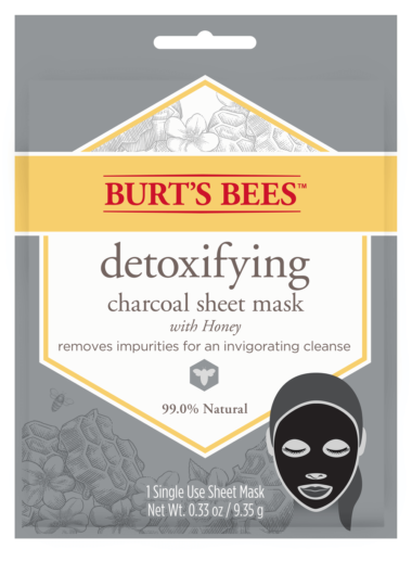 Detoxifying Face Sheet Mask
