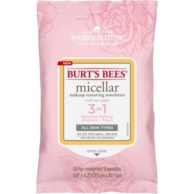 MICELLAR Make Up Removing Towlettes with Rose Water
